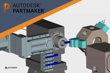 Fusion with FeatureCAM/PartMaker for Swiss Turning preview image