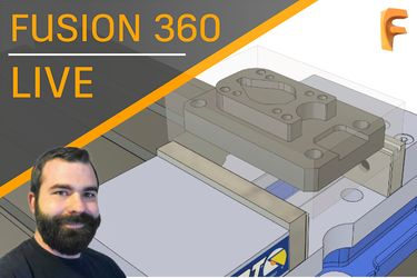 Probing and Production in Fusion 360 preview image