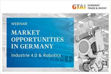 Market Opportunities in Germany: Industrie 4.0 & Robotics preview image