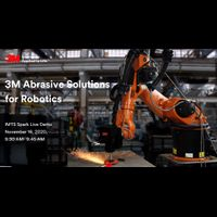 3M Abrasive Solutions for Robotics