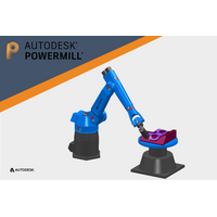 Autodesk PowerMill for Robotics