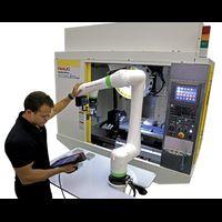 FANUC's NEW CRX-10iA COLLABORATIVE ROBOT